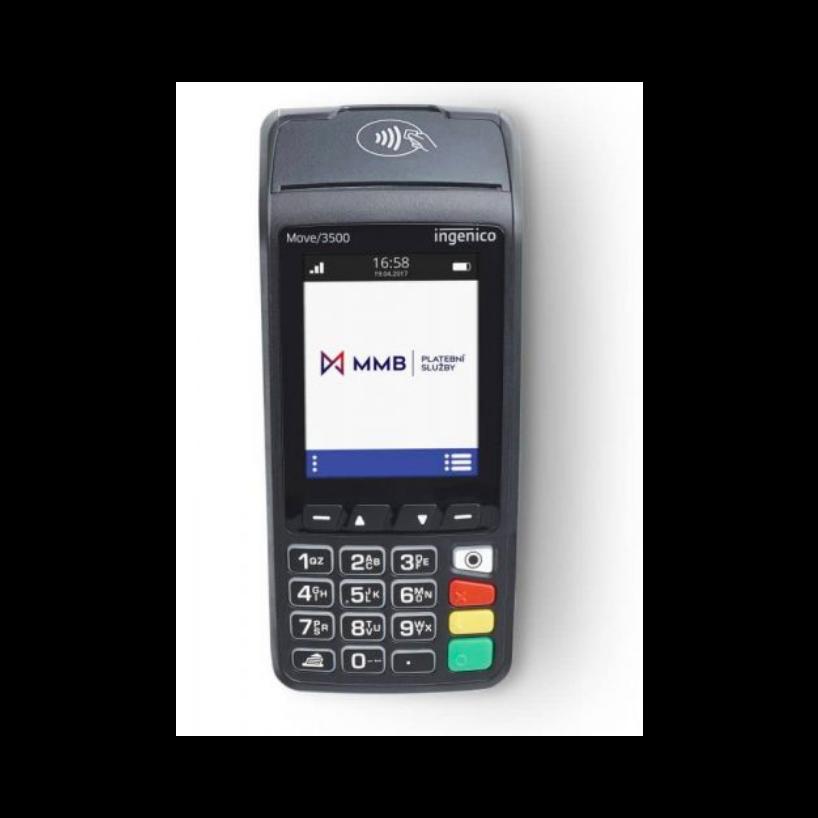 portable terminals MONETA Money Bank